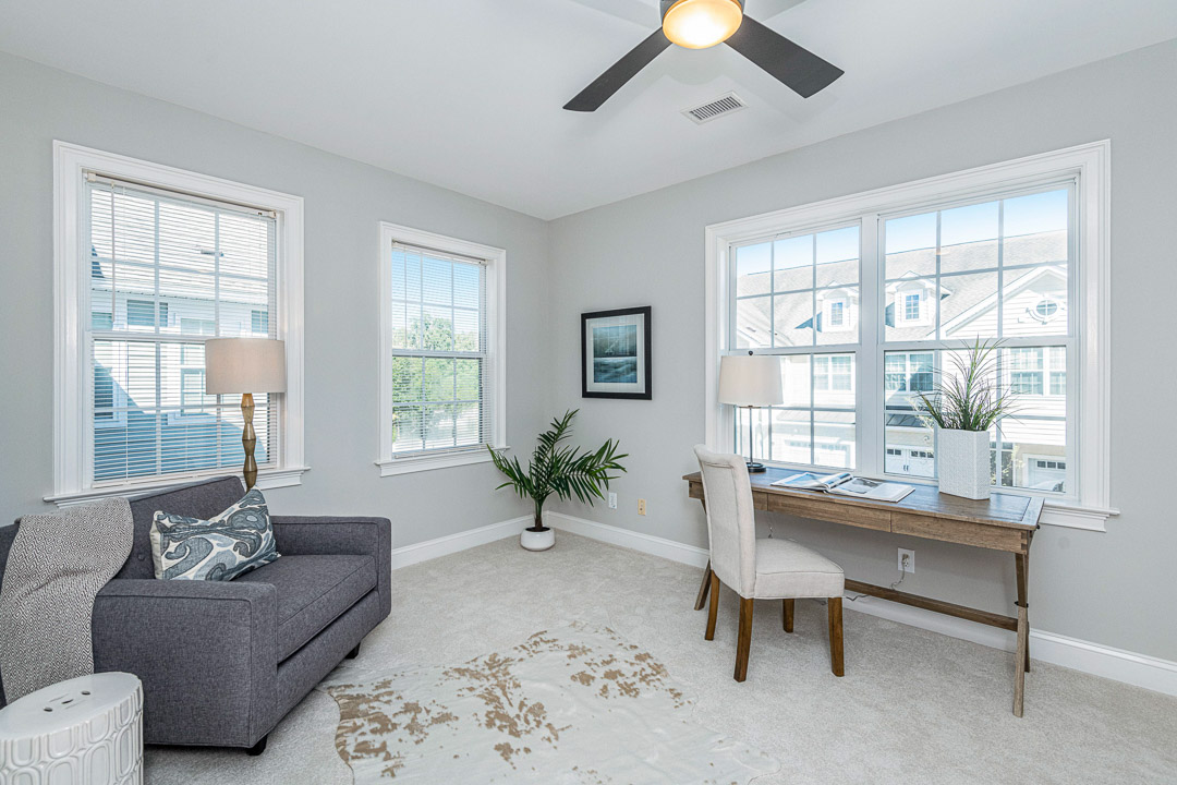 Office room of Middleborough Condo at Shadowmoss Platnation