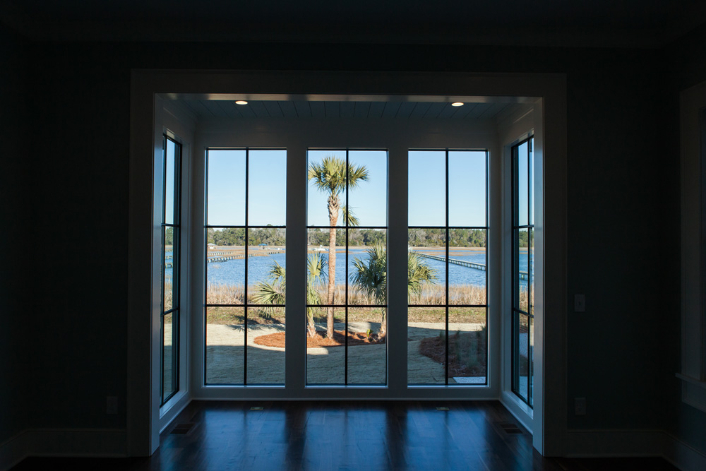 Lowcountry River House Build
